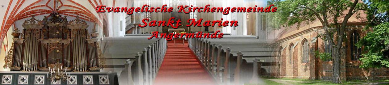 Kirchengemeinde Sankt Marien Angermünde
