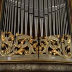 Foto Orgelpfeifen